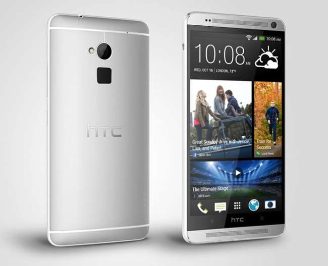 HTC One Max.