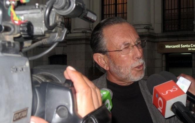 Juan Del Granado enfrenta 11 juicios en la justicia ordinaria