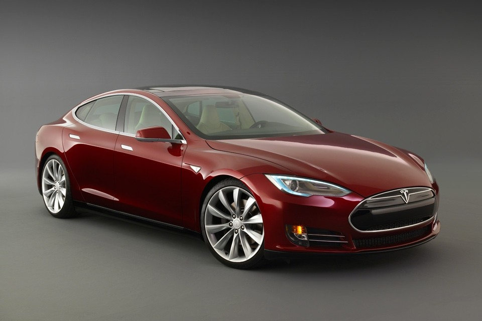 Freemium: Tesla Model S, el 'gadget' de ensueño