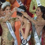 INDONESIA-MISS UNIVERSE-BEAUTY PAGEANT