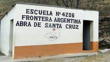 Argentina-niega-que-se-hayan-hecho-modificaciones-en-la-frontera-con-Bolivia