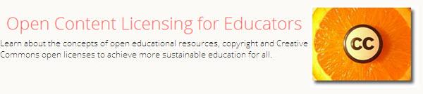 Open Content Licensing for Educators