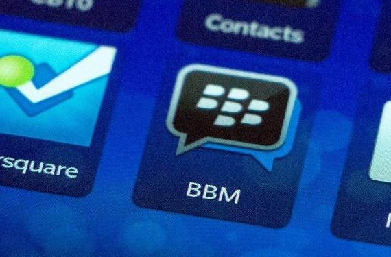 Sin título6 El BlackBerry Messenger no llegará a Windows Phone