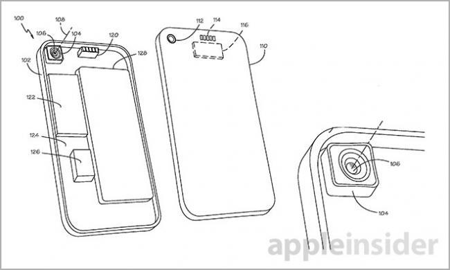 Patente Camara Apple