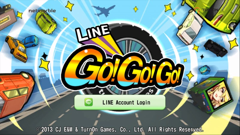Line gogogo