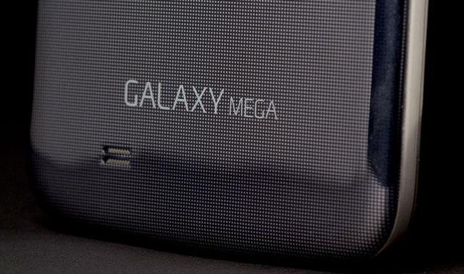 Carcasa trasera del Samsung Galaxy Mega