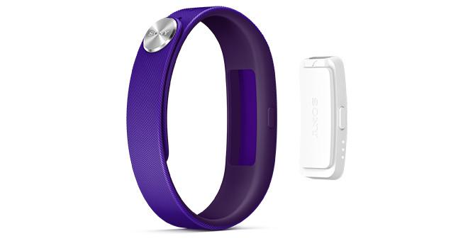 Sony SmartBand con Core