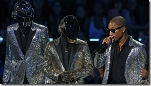 Williams ha cosechado junto a Daft Punk uno de los éxitos musicales del año.