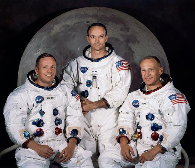 Astronautas Apolo XI