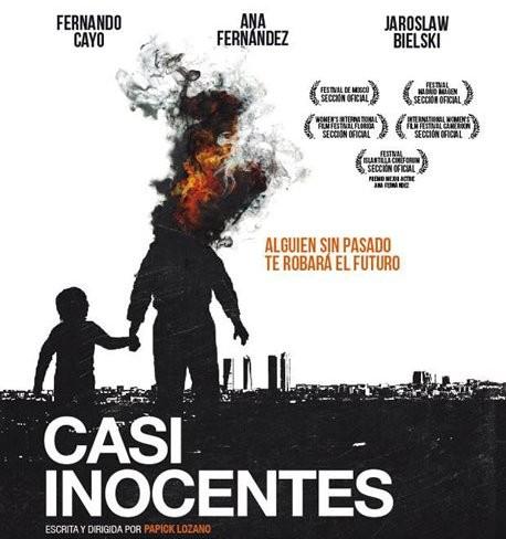 Cartel de Casi Inocentes