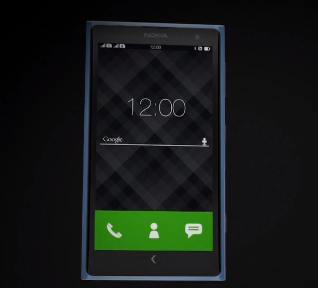 concepto nokia normandy
