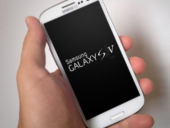 galaxy s5 escaner Samsung habría cancelado el escáner de retina en el Galaxy S5