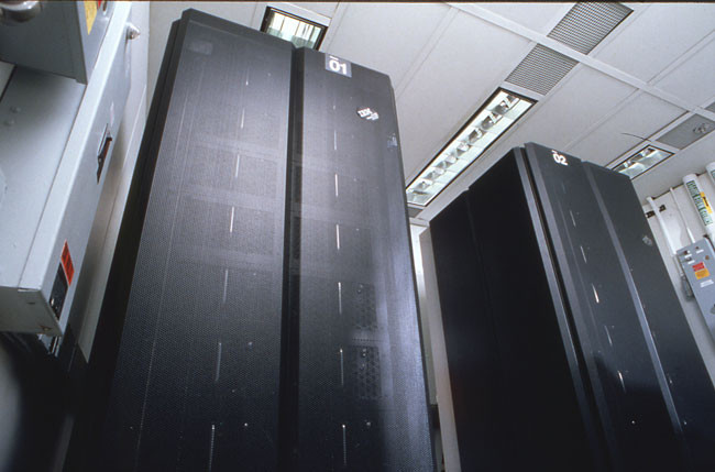Deep Blue processor