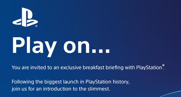 Sony adelanta un dispositivo PlayStation todavía 'más delgado' (se abren las apuestas)