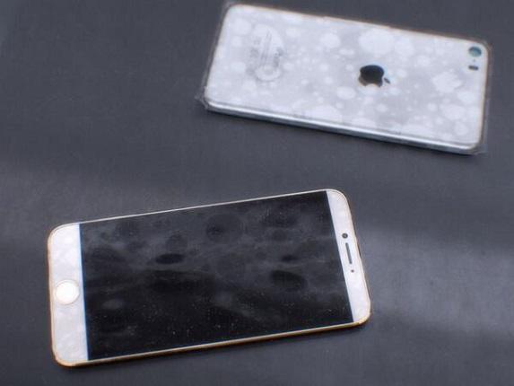 1 Aparecen en la red de redes las primeras imágenes de lo que podría ser el iPhone 6