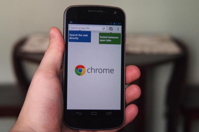 5 alternativas al navegador nativo de Android chrome 2