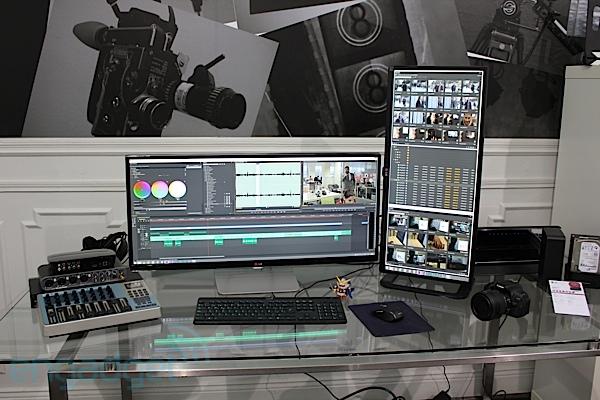 LG despliega ante nuestros ojos su catálogo de monitores para el 2014