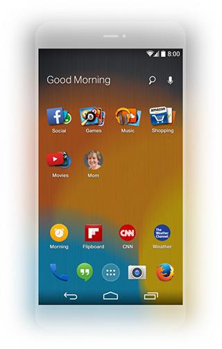 Firefox Launcher Preview