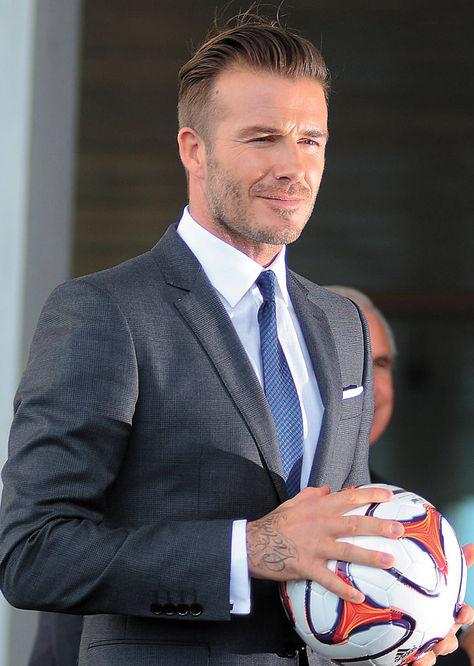 MLS. David Beckham comunicó oficialmente la compra de una franquicia.