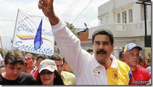 Maduro dijo que grupos de inflitrados provocaron la violencia, que también tuvo víctimas entre los simpatizantes del gobierno.
