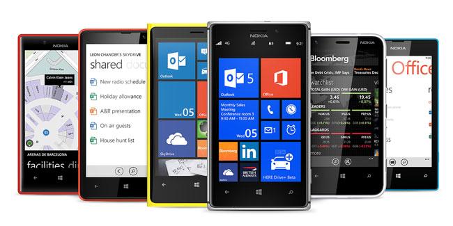 Nokia Lumia gama