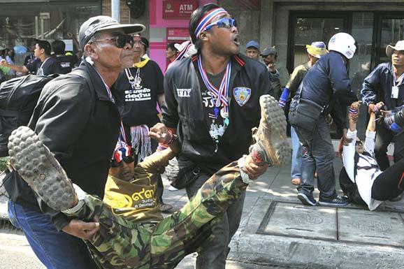 Protestas-Tailandia