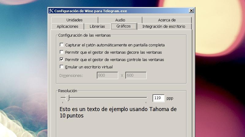 wine instalar programas windows linux