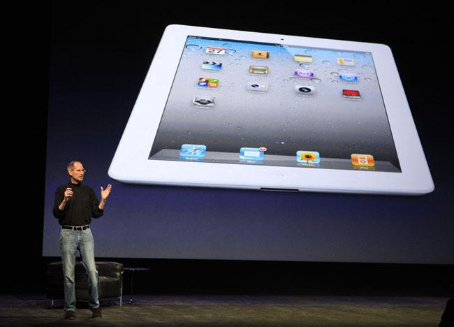 Presentacion del iPad 2
