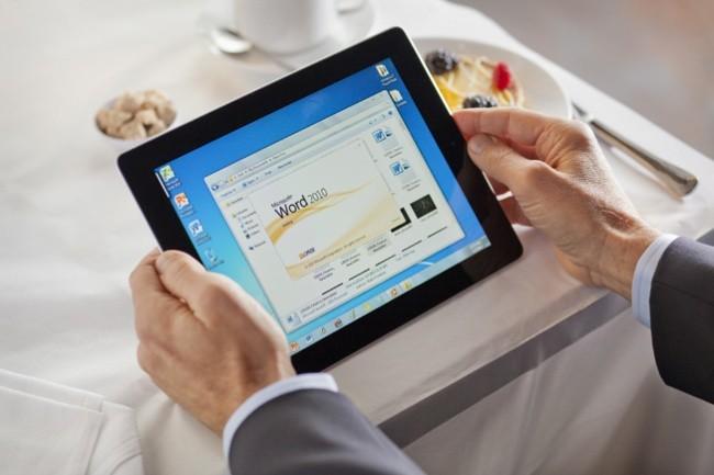 Office en iPad