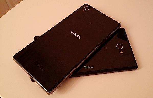 ¿Es este el Sony Xperia G?