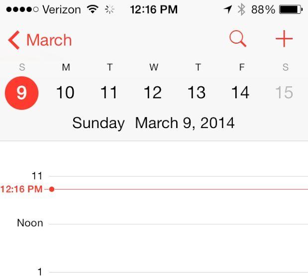 Apple se vuelve a atascar con el cambio horario en iOS: nuevo bug a la vista