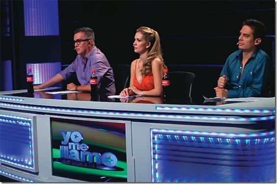 Vladimir Bravo, Paula Unzueta y Alejandro Delius vuelven al panel del programa por tercera vez