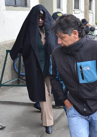 SANCIÓN. La jueza Ada Luz Bass Werner se encuentra aprehendida en la ciudad de La Paz.