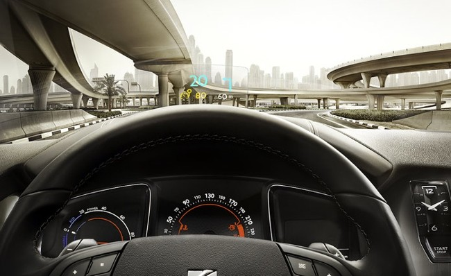 Citroën DS5 HYbrid4 GPS y HUD