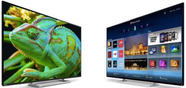 ¿No llega para 4K? Toshiba también tiene nuevas teles Full HD
