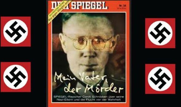 Alemania,  periodismo,  nazis,  Der Spiegel