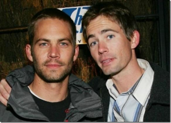 Hermanos de Paul Walker ayudan a terminar escenas de acción de Rápido y Furioso 7