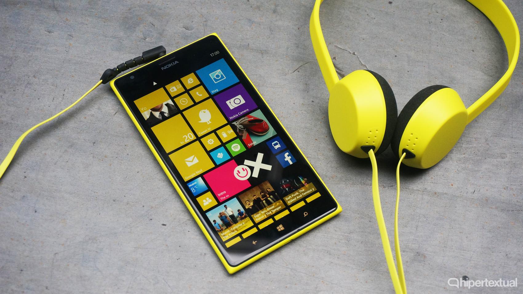 Nokia Lumia 1520 destacada