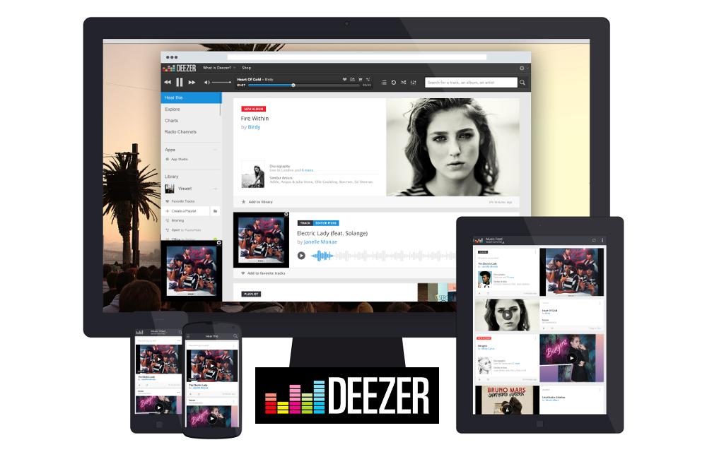 deezer cover