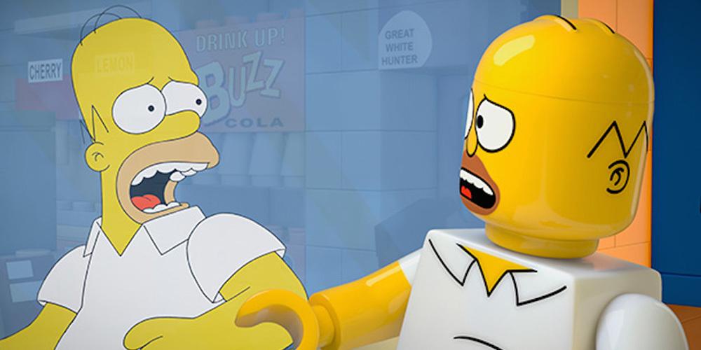 Homer Lego