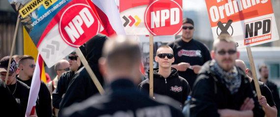 neonazi berlín
