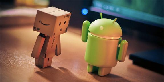 Amazon y Android