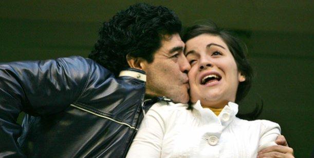 Gianinna Maradona: Le pedí a mi papá que no se metiera pero se enteró y se largó a llorar