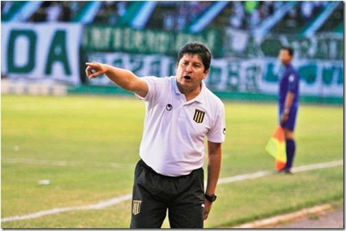 Eduardo Villegas llega como el mejor técnico de Bolivia y ahora encara un nuevo desafío con Oriente Petrolero