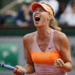 Maria Sharapova-Roland Garros 2014 (5)