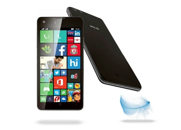Xolo WIN Q900, el Windows Phone más ligero del mundo