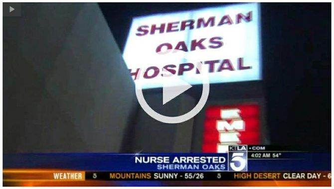 Enfermero descubierto teniendo sexo con un cadáver