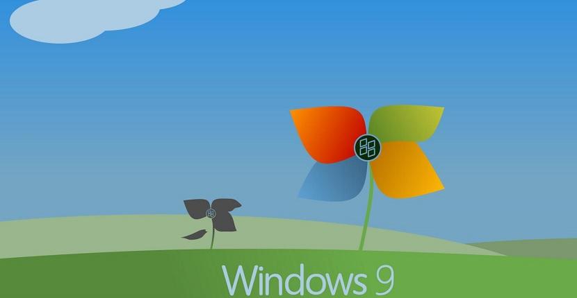 Windows 9 El Windows 9 podría estar disponible en octubre con el tradicional menú de inicio