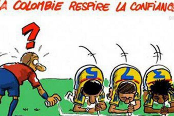caricatura belga