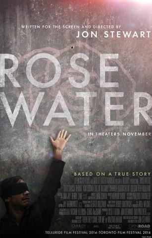 Cartel de 'Rosewater'